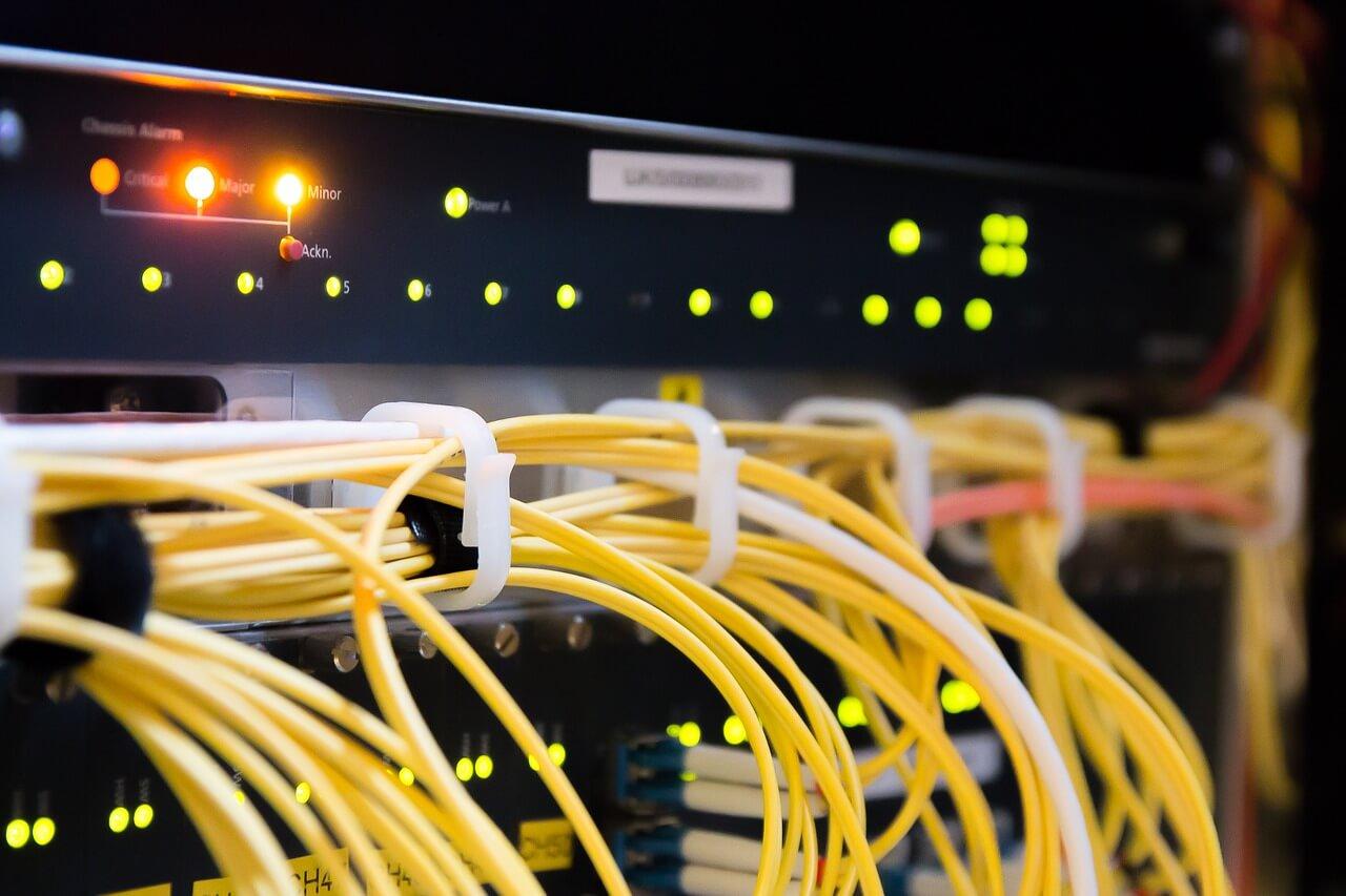 dostępność usług internetu