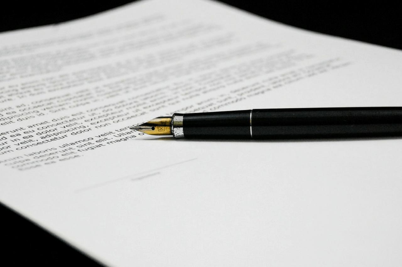 wypowiedzenie wzór umowy
